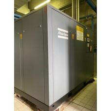 COMPRESSORE usato A VITE , 130 HP 95 KW 7.5 BAR, ATLAS COPCO GA 90