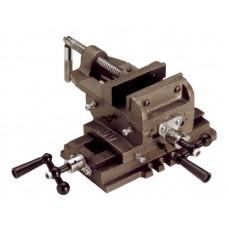 MORSA A CROCE FERVI APERTURA 120mm, GANASCE 125mm