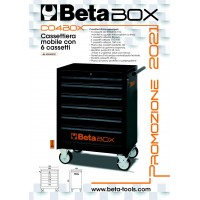 PROMOZIONALE BETA CASSETTIERA C04BOX