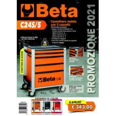 PROMOZIONALE BETA CASSETTIERA C24S/5