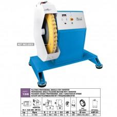 PULITRICE  PROFESSIONAL SINGOLA ACETI ART 139, DIAM.1000mm, COMPLETA DI N.1 INVERTER DA KW 7,5