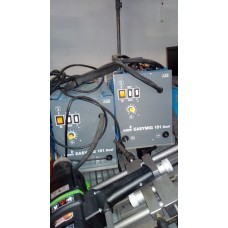 SALDATRICE A FILO usata A SCATTI da 150A, CEMONT EASYMIG 150, 220V