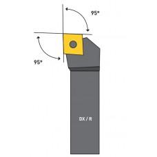 UTENSILE PER ESTERNO 95°LATO Dx/R, STELO 12X12mm,VITE T15/M4.0 INSERTO NON INCLUSO*